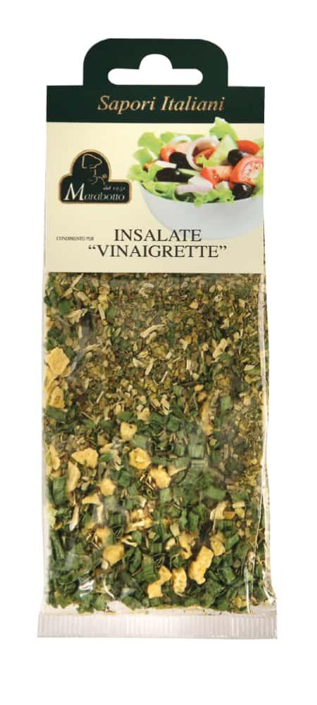 Condimento per insalate vinaigrette