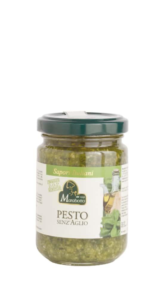 Pesto senza aglio