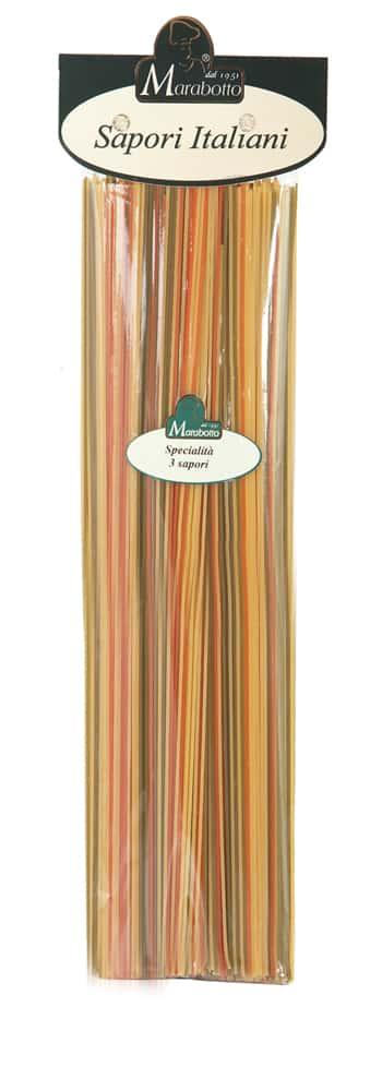 Mehrfarbig Spaghetti 55 cm