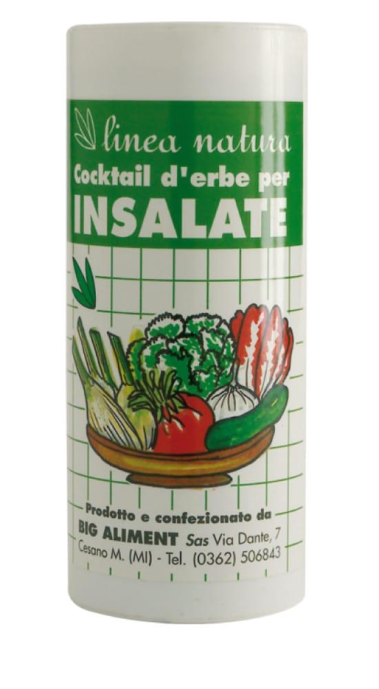 Cóctel de hierbas para ensaladas