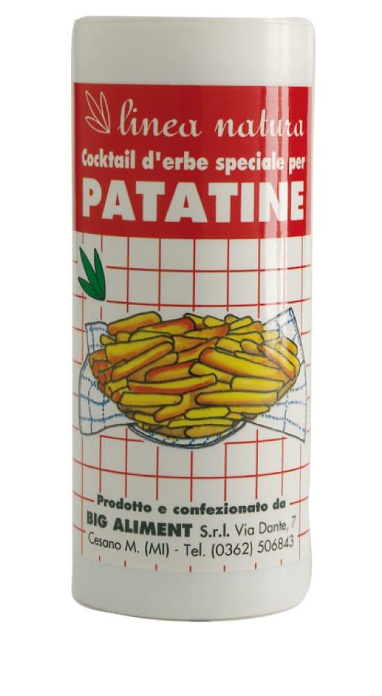 Cóctel de hierbas para patatas