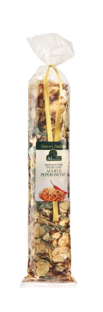 Preparado para spaghetti ajo y pimiento picante