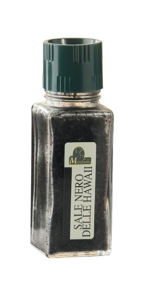 Molino de sal negra de Hawaii